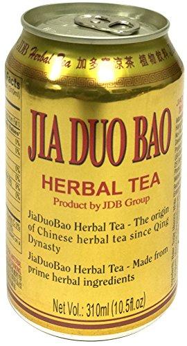 - 加多寶 Jia duo Bao Herbal Tea Drink - 10.5fl oz (pack of 24)