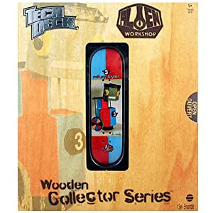 Tech Deck Wooden Collector Series [Mikey Taylor - Alien Workshop]