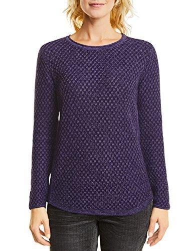 Henriette Femme Violet Pull Purple Cecil 21085 Dark dEqgwnnt8