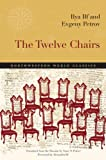 The Twelve Chairs by Ilya Ilf front cover