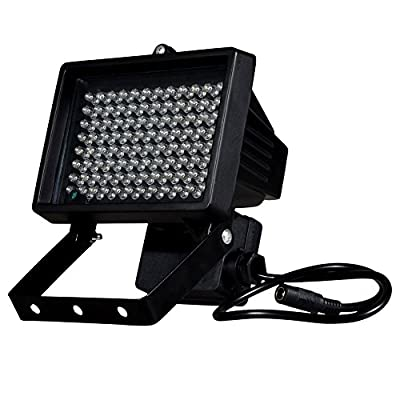 ICAMI IR Illuminators 96pcs,High Power Infrared LED Lights for Security Camera