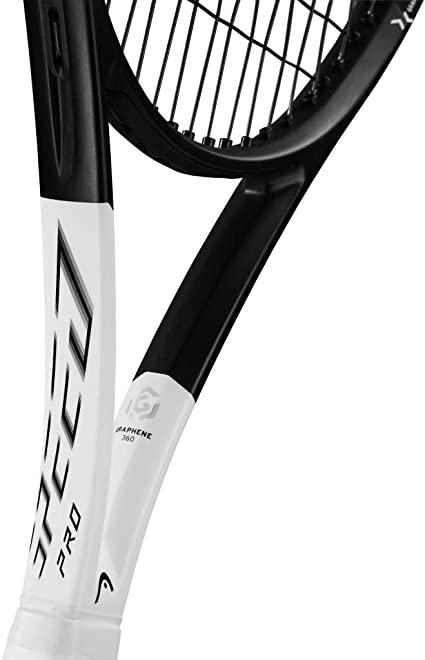 HEAD 2019 Graphene 360 Speed Pro - Quality String - Novak Djokovik Racquet