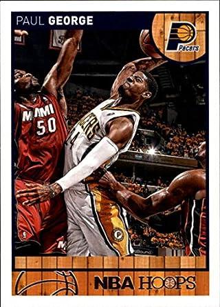 5732261f89cd4 Amazon.com: 2013-14 NBA Hoops #59 Paul George Indiana Pacers ...