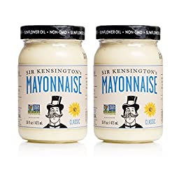 Sir Kensington\'s Classic Mayonnaise 16oz, Pack of 2