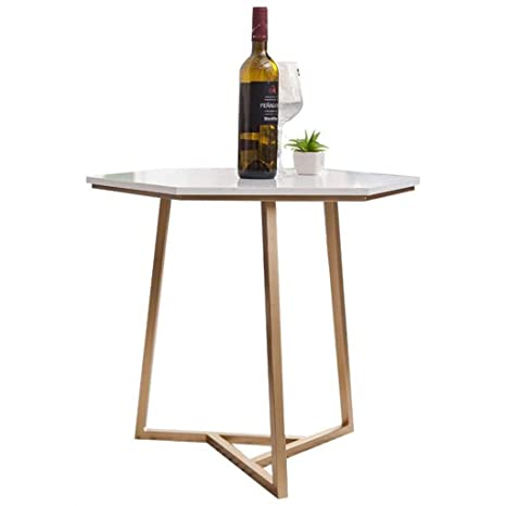 ACZZ Mesa auxiliar para sofá, mesa auxiliar para mesa de ...