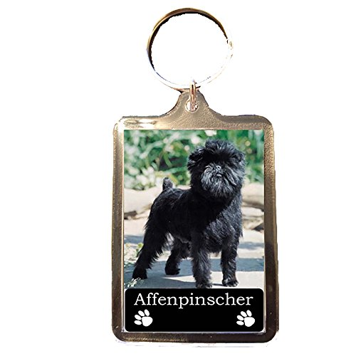 Affenpinscher - Collectable Dog Keyring