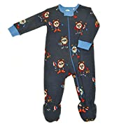 Zippy Suit Baby Boy Sleepsuit Romper Onesie Bodysuit with Zip