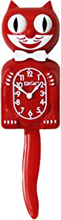 product image for Kit Cat Klock Gentlemen with Batteries Included (Scarlett Red)