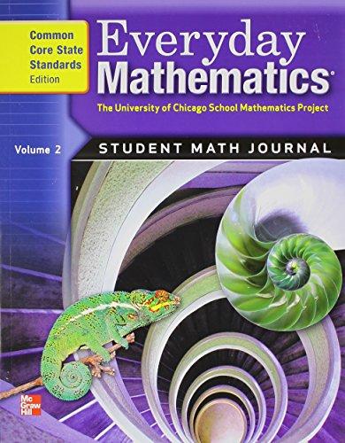 Everyday Math: Student Journal 2, Vol. 2