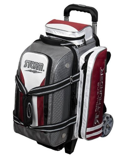 Storm Rolling Thunder Bowling Bag (2-Ball),(colors may vary)