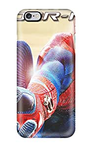 6448678K49821540 For Iphone 6 Plus Fashion Design The Amazing Spider Man Game Case