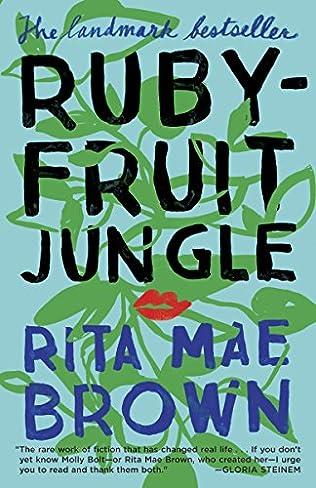 book cover of Rubyfruit Jungle