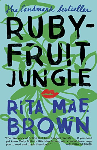 Rubyfruit Jungle: A Novel by [Brown, Rita Mae]
