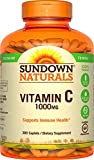 Sundown Naturals Vitamin C 1000 mg Ascorbic Acid, 300 Caplets (Pack of 2) Review