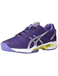Asics GELSolution Speed 2 Clay Court Womens Tennis Shoes