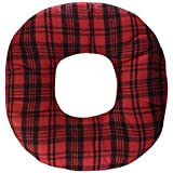 Z-COMFORT Comfortable seat cushion ring with zippered cover, 1 Count