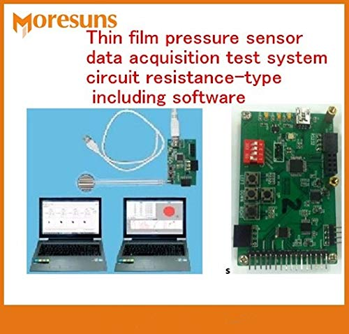 Fevas Fast Custom Made Thin Film Pressure Sensor Data Acquisition Test System Circuit Resistance-Type Including Software