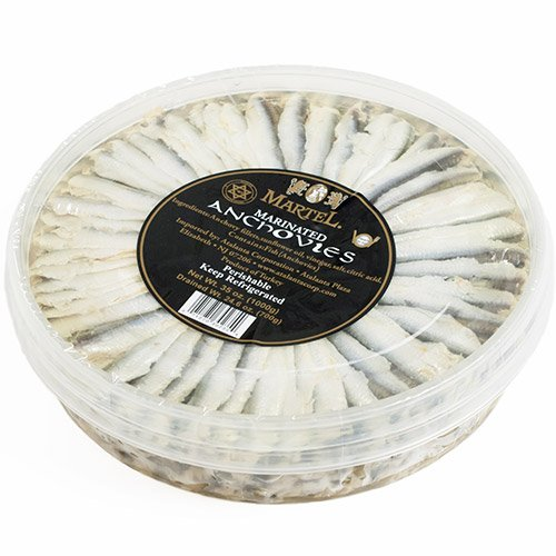 Martel White Marinated Anchovies (35 ounce) (White Anchovies)