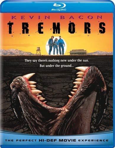 Tremors  Blu Ray