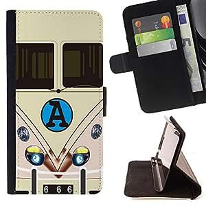 Jordan Colourful Shop - FOR Samsung Galaxy S4 Mini i9190 - Never get stuck - Leather Case Absorci¨®n cubierta de la caja de alto impacto