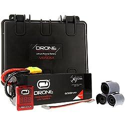 Freefly CineStar X8 15C 6S 8000mAh 22.2V LiPo Drone Pro Battery by Venom