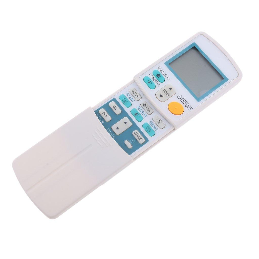 gazechimp Telecomando Inglese Air Conditioner Per Daikin 433A75 / 433A1 / 433B46