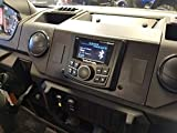 2018-2020 Polaris Ranger XP 1000 Dash Mounted Audio Radio Kit - Rockford Fosgate - 2 Year Warranty