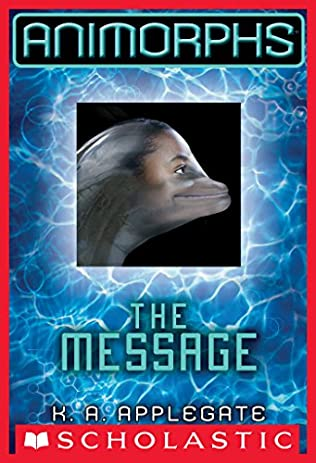 book cover of The Message