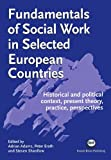 img - for Fundamentals of social work in selected European countries: Historical and political context, present theory, practice, perspectives book / textbook / text book