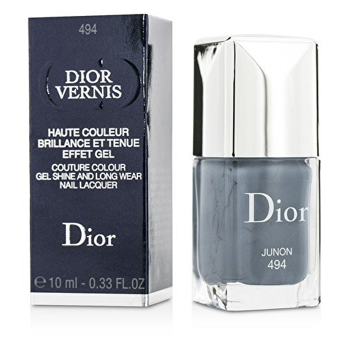 Christian Dior Vernis Nail Lacquer for Women, 494/Junon, 0.33 Ounce