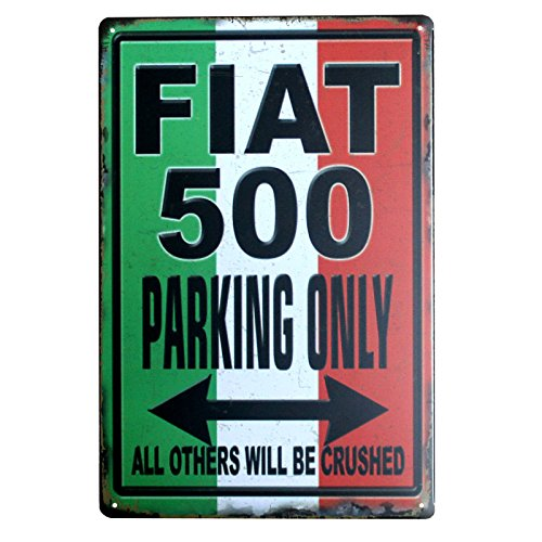 plumtall-vintage-retro-decoration-metal-signs-fiat-500-parking-only-art-decor-tin-sign-posters-for-h