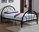The Simple Stores Twin Metal Bed