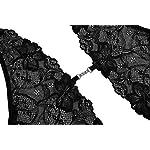 UMIPUBO-Lingerie-Donna-Camicia-da-Notte-Trasparente-Intima-da-Notte-Pizzo-Aperto-Lingerie-Hollow-Halter-Babydoll