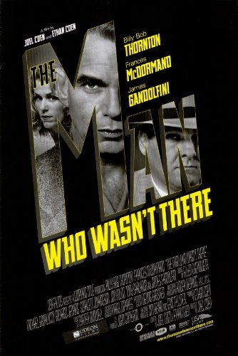 The Man Who Wasn't There POSTER Movie (11 x 17 Inches - 28cm x 44cm) (2001)