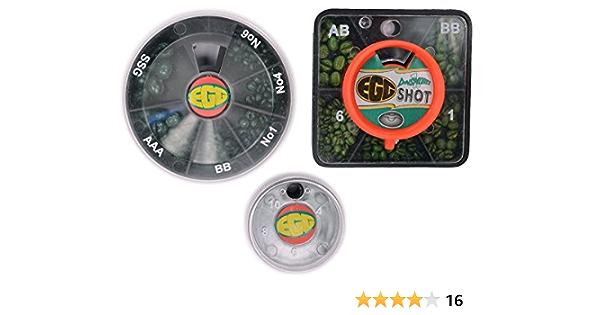 Twelve Piece Dinsmore Drop Shotting Weight Set.Includes 5g,8g,10g,15g /&20g sizes