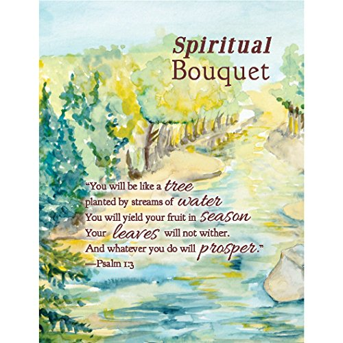Spiritual Bouquet Cards With Envelopes -