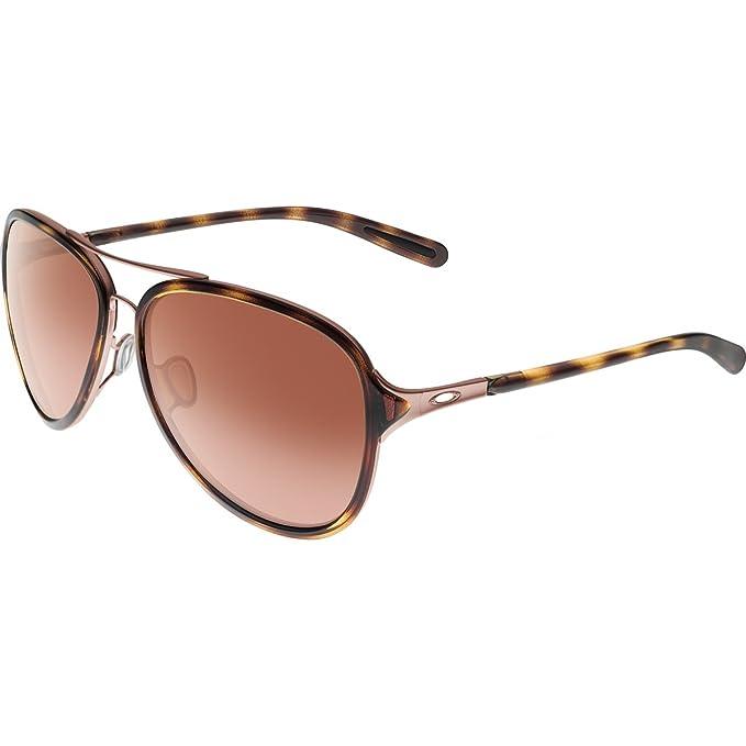 Amazon.com: Oakley Kickback de la mujer Aviator anteojos de ...
