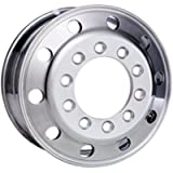 Accuride 22.5' x 8.25' Aluminum 10 on 11.25' Stud Pilot BUDD Wheel (28615SP)