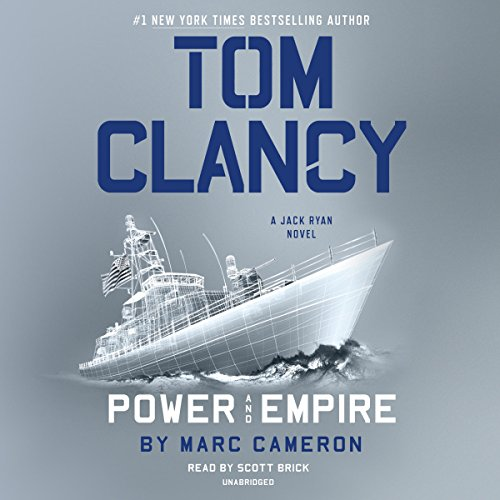 Tom Clancy: Power and Empire: A Jack Ryan Novel, Book 18 cover