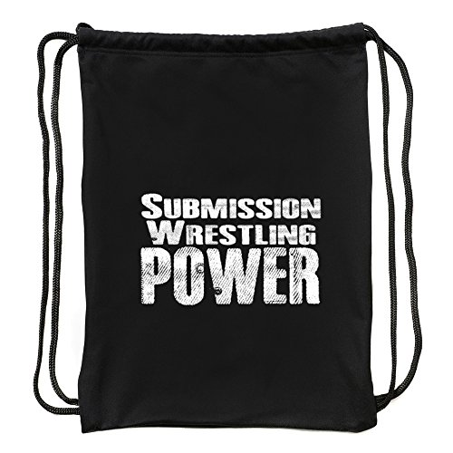 Eddany Submission Wrestling power Sport Bag by Eddany