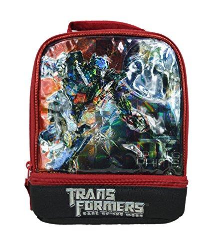 Transformers Dark of the Moon Lunch Bag - Dual Transformer