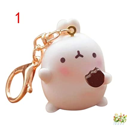 Amazon.com: 1 pieza Kawaii Mini Fat Rabbit Squishies lindo ...