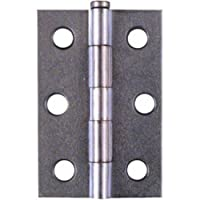 National Hardware V508 2-1/2-Inch Zinc Plated Removable Pin Hinge