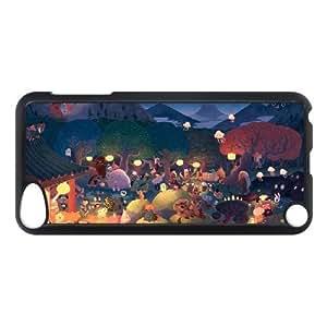 Ipod Touch 5 Cases Yokai Party, Kweet, {Black}