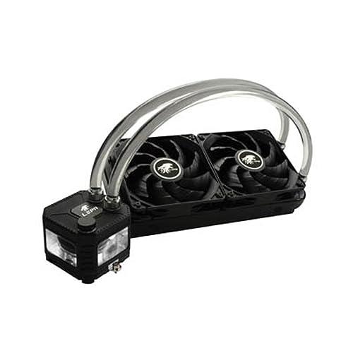 LEPA EXllusion 240 Sistema de refrigeración líquida para el Ordenador 400W Dual CDP 240 mm Color Negro