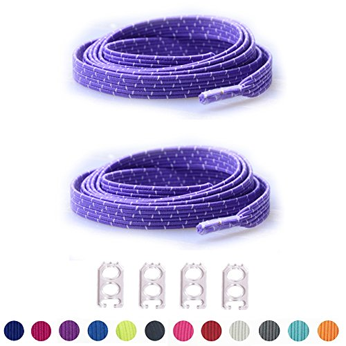 Elastic Replacement Shoelaces Running Athletic
