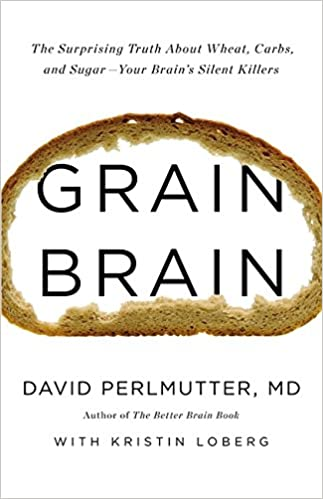 Resultado de imagem para capa Grain Brain