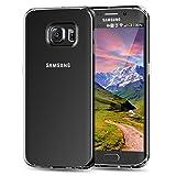 S6 Edge Plus Case, JETech® Samsung Galaxy S6 Edge Case Cover Bumper for Samsung Galaxy S6 Edge Plus - Soft Clear
