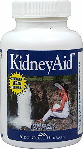 Cheap RidgeCrest Herbals KidneyAid — 60 Vegetarian Capsules