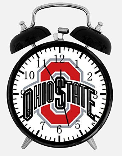 Ohio State Buckeyes Alarm Desk Clock 3.75